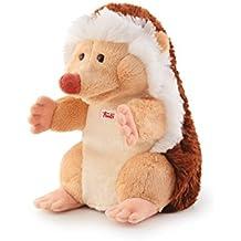 Trudi Hedgehog Plush Hand Puppet Toy Doll 29939