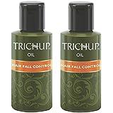 Trichup Hair Fall Control Herbal Hair Oil (200 Ml X 2) (Pack Of 2)