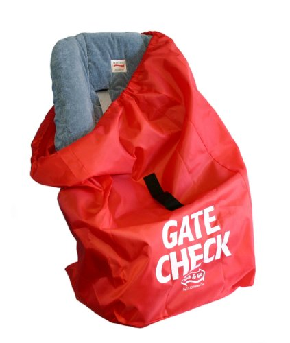 Best booster seat bag for travel