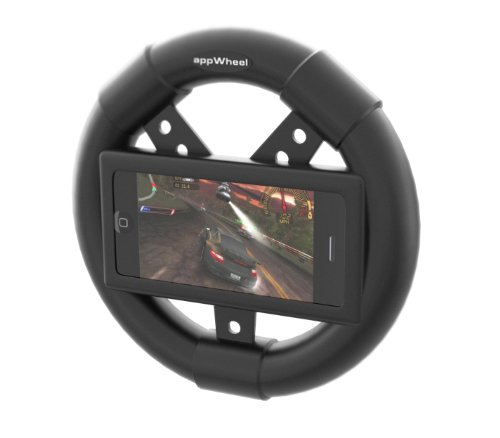 Main Sauce Production Appwheel Apptoyz Interactive Gaming Wheel IPod Touch And IPhone