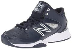 New Balance KB82 Y Basketball Sneaker (Little Kid/Big Kid),Navy,4.5 M US Big Kid