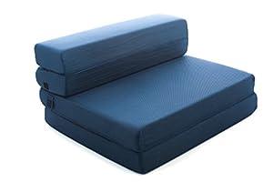 Amazon.com - Milliard Tri-Fold Folding Sofa Bed - Twin XL