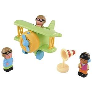 Early Learning Centre - HappyLand Flying Set: Amazon.co.uk ...