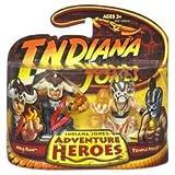 Indiana Jones Adventure Heroes 2 Pack Mola Ram & Temple Priest