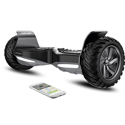 Jetson V8 Self Balancing Scooter