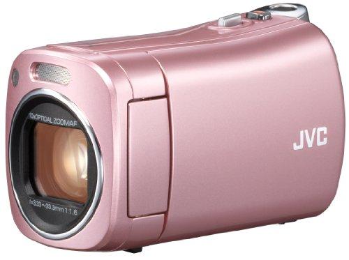 JVCKENWOOD JVC ビデオカメラ BabyMovie 内蔵メモリー8GB ピンク GZ-N1-P