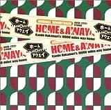 HOME&AWAY ORIGINAL SOUND TRACK (CCCD)