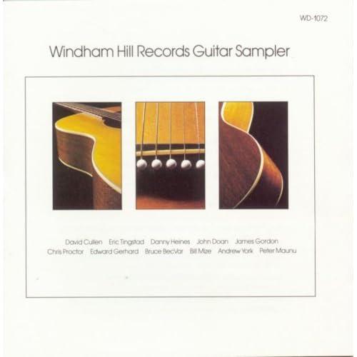 Guitar Sampler cover