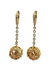 All About Me Non-Precious Metal Dangle & Drop Diva Earrings For Women - B00SY5PPPS