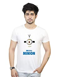 PosterGuy PosterGuy One In A Minion Minions Despicable Me White T-Shirt