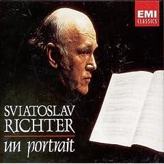 Sviatoslav Richter in Portraitの商品写真