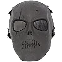 Cosplay And [Army Of Two Wind Mask] Full Face Mask Skull Bk Survival Game! (Japan Import)
