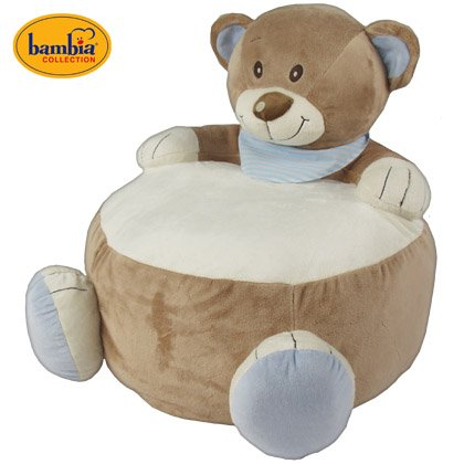 2er Set Baby-Kinder-Sitzssack