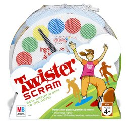 Click to buy Twister Scram, the cardio Twister game, from Amazon!