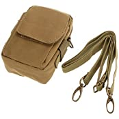 Multifunctional Fishing Waist Bag Crossbody Bag Military Bag With Strap For Outdoor Activities