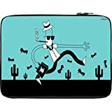 Snoogg City Life Hurdles 2472 10 To 10.6 Inch Laptop Netbook Notebook Slipcase Sleeve