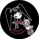 Sugar Hiccup Misery Button B-SH-0021
