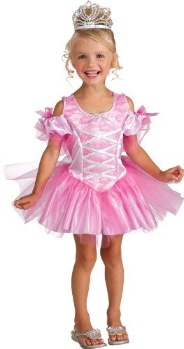 Deluxe Toddler Tiny Dancer Costume