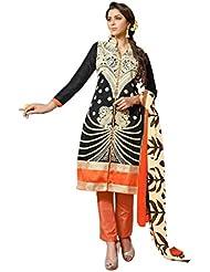 Styles Closet Women Cotton Stright Cut Salwar Suit