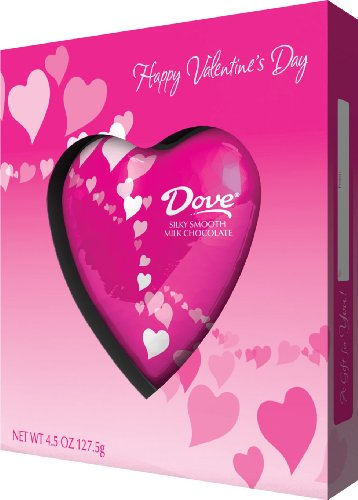 Unique Valentines Day Gifts Ideas Dove Valentine S Solid Heart Milk Chocolate 4 5 Ounce Packages Pack Of 6