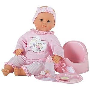, DKL Toys Rebecca's Mini Corolline Doll Review