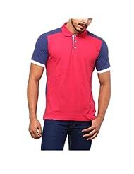 Yepme Men's Cotton Pique Polo Tees - YPMPOLO0261-$P