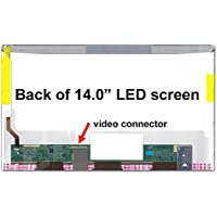 Samsung LTN140AT07 New Replacement LCD Screen For Laptop LED HD Glossy
