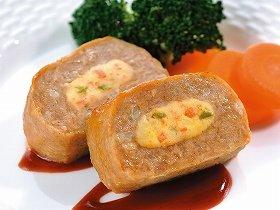 味の素冷凍)ミートローフ(ポテトサラダ入) 1.2kg