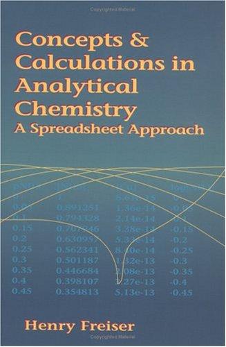 Analytical Chemistry Christian Pdf