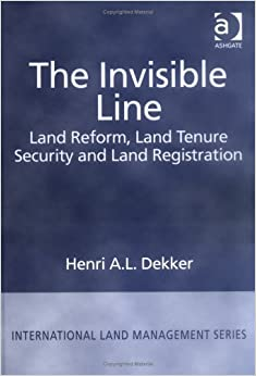 The Politics of Land Reform in Africa: From Communal Tenure to Free Markets