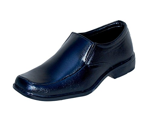 Adam Fit Men's Synthetic Leather Formal Shoes
