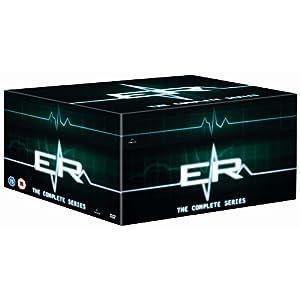 [DVD] Emergency Room Staffel 1-15 für nur ~83,13 € (inkl. Versand)