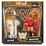 Mattel WWE Wrestling Exclusive True Legends Elite Action Figure 2Pack Iron Sheik Nikolai Volkoff