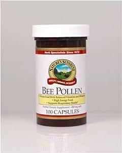 Amazon.com : Bee Pollen (100) : Multiple Vitamin Mineral