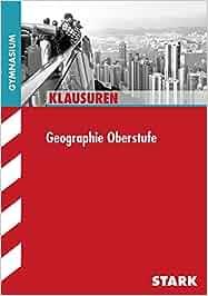 Klausuren Gymnasium - Geographie Oberstufe: Amazon.de