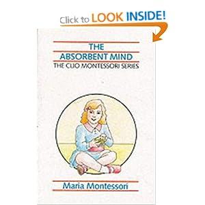 Books by Maria Montessori