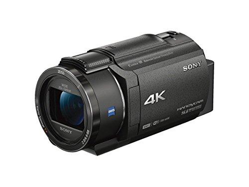 SONY 4Kビデオカメラ Handycam FDR-AX40 ブラック 光学20倍 FDR-AX40-B