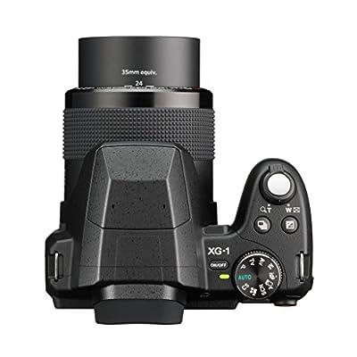 RICOH デジタルカメラ XG-1 1,600万画素 超広角-超望遠52倍ズームレンズ ブラック 07986