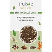 TRUKUP India's Original Handcrafted Tru Assam Masala Chai Tea Loose Leaf (100 Gm/3.53 Oz) Makes 40-50 Cups - Contains...