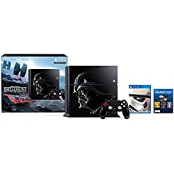PlayStation 4 500GB Console - Star Wars Battlefront Limited Edition Bundle