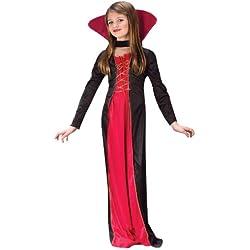 Victorian Vampiress Child Costume (Medium)