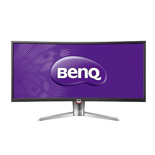 BenQ Gamingモニター (35インチ/144Hz/湾曲パネル) XR3501