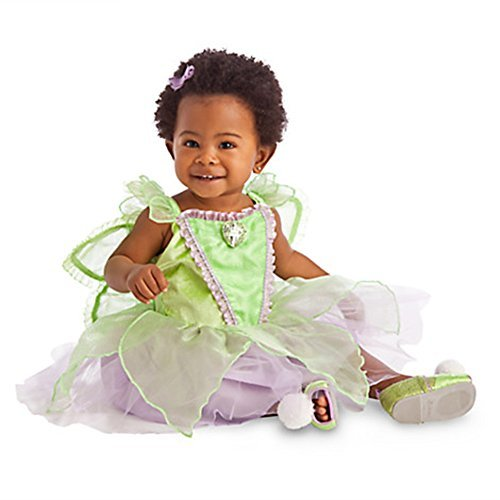 Disney Store Tinkerbell Fairy Costume Dress Infant/Toddler