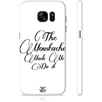 Be Awara Blame It On The Mooch Back Case For Samsung Galaxy S7 Edge