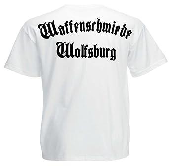 Shirtshark VW Waffenschmiede Wolfsburg I T447 Unisex T