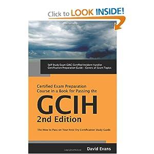 GIAC Certified Incident Handler Certification (GCIH) Exam Preparation Course