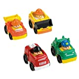 Fisher Price Little People Wheelies All About Working