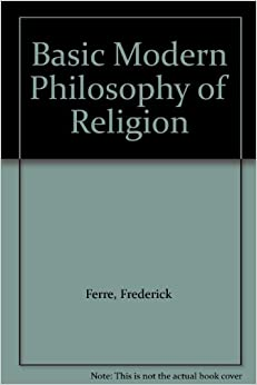 Introduction to Philosophy/Philosophy of Religion