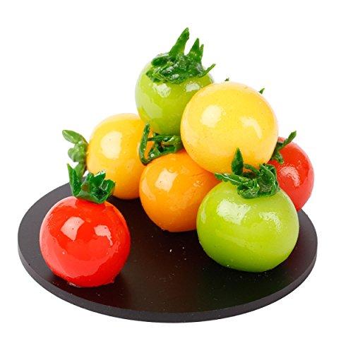 各種 スマートフォン 対応 食品サンプル スマホ スタンド / プチトマト