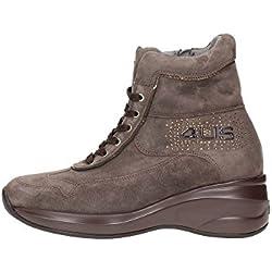 4US CESARE PACIOTTI MMED5W Sneakers Donna Crosta